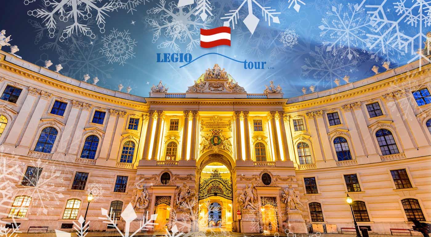 Urobte si predvianočný výlet do Viedne na najkrajšie vianočné trhy v Európe - špeciálny vianočný autobus premáva celý Advent!