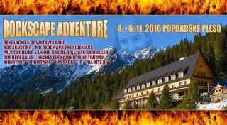Zľava 56%: Víkend v náručí nádhernej tatranskej prírody plný koncertov a absolútnej zábavy - užite si hudobný festival Rockscape Adventure vol. 2 v hoteli Popradské pleso vrátane ubytovania a polpenzie!