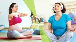 Zľava 45%: Pocíťte blahodarné účinky yogy na váš organizmus počas 5-týždňového kurzu gravid alebo senior yogy už od 19,90 €. Výborne zmierňuje pohybové ťažkosti či pripraví na lepší pôrod.