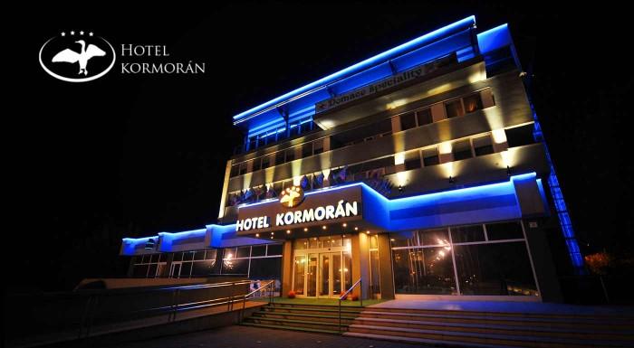 Fotka zľavy: Vychutnajte si prvotriedny relax v štvorhviezdičkovom Hoteli Kormorán v Šamoríne s wellness, výnikajúcim jedlom a nádherným okolím. Vyberte sa s vašou polovičkou prežiť jeden či dva oddychové dni.