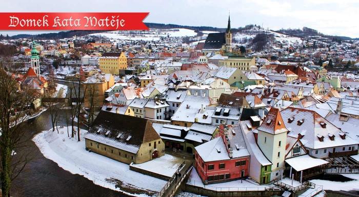 Fotka zľavy: Máte už dosť prepychu kráľovských palácov, hradov či zámkov? Skúste trochu iný zážitok v Penzióne Domek kata Matěje v nádhernom Českom Krumlove!