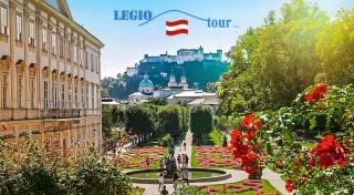 Zľava 31%: Poďte si užiť krásu rakúskeho Salzburgu a okolitú alpskú krajinu. Počas dvojdňového zájazdu navštívite tiež najkrajšiu dedinku Hallstatt, St. Gilgen a St. Wolfgang.