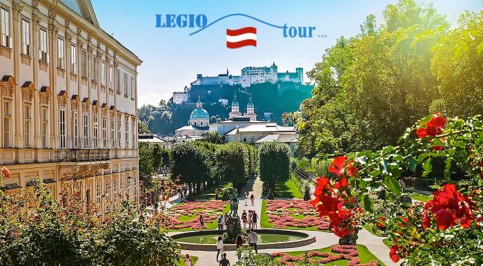 Poďte si užiť krásu rakúskeho Salzburgu a okolitú alpskú krajinu. Počas dvojdňového zájazdu navštívite tiež najkrajšiu dedinku Hallstatt, St. Gilgen a St. Wolfgang.