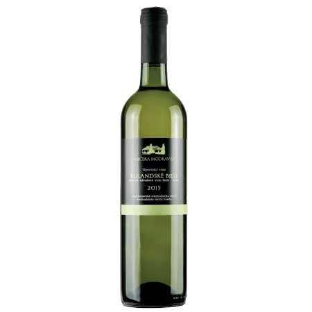 Modravin - Rulandské biele - biele víno, suché, 0,75 l