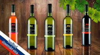 Zľava 34%: Dobrého vína nikdy nie je dosť. Vyberte si z ponuky piatich obľúbených druhov od výrobcu Modravin a urobte radosť sebe alebo niekomu, na kom vám záleží. Fľaša vína je ideálny darček!