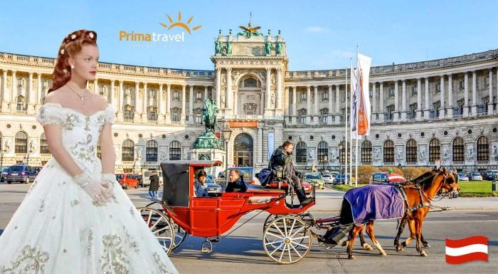 Zľava 35%: Vydajte sa s nami po stopách cisárovnej Sissi počas 1-dňového zájazdu s CK Prima Travel! V cene doprava a služby sprievodcu!