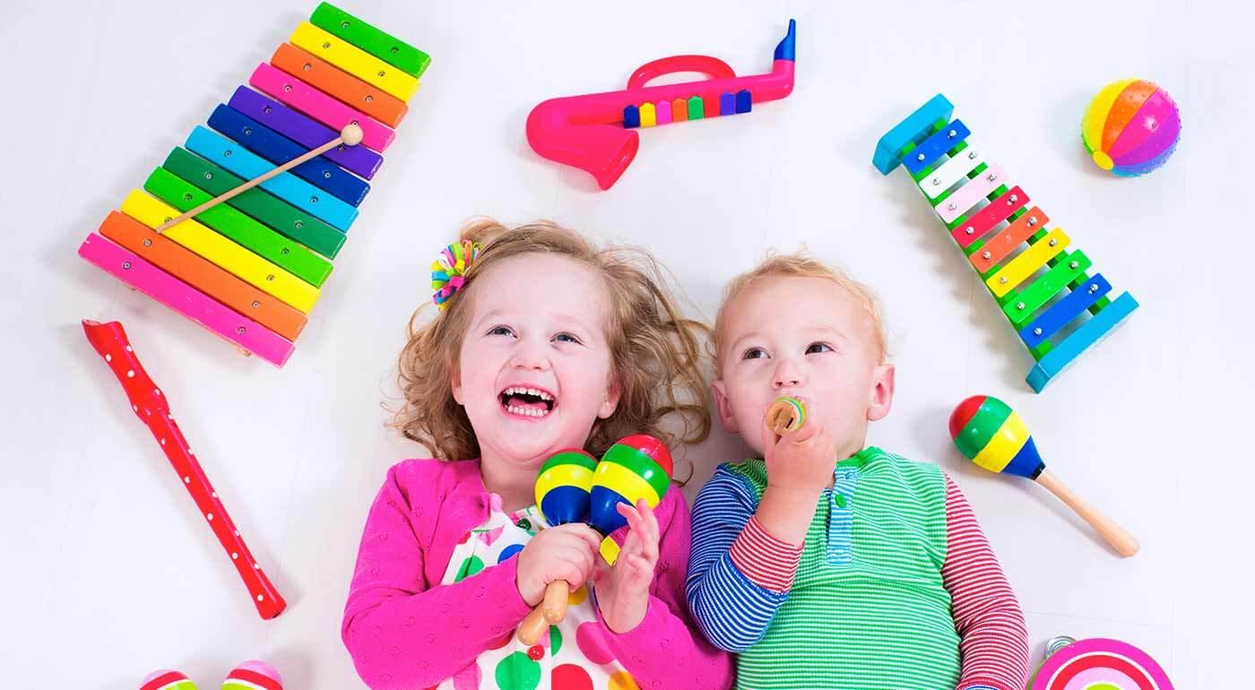 Detské xylofóny, ktoré hýria farbami a melódiami - v ponuke rôzne varianty!