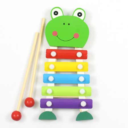 Xylofón malý - Žaba