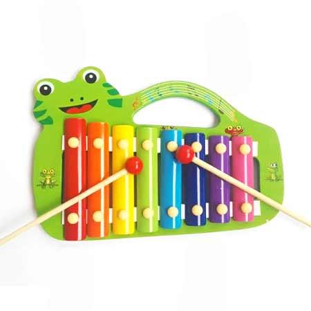 Xylofón stredný - Žaba