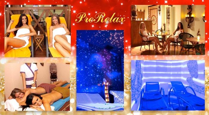 Fotka zľavy: Vianočné relaxačné balíčky v SPA centre PreRelax