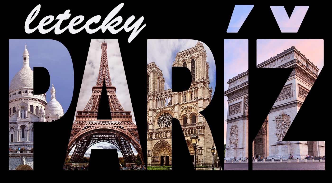 4-dňový poznávací zájazd do Paríža