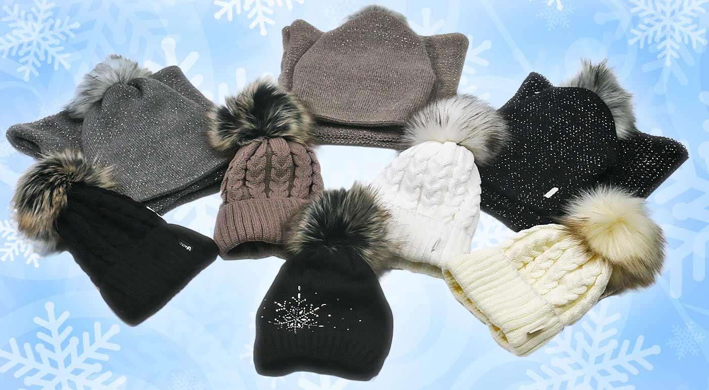 Fotka zľavy: Privítajte pani zimu štýlovo! Zimná čiapka vás nielen zahreje, ale aj dodá potrebný šmrnc. Na výber rôzne varianty i sety so šálom.