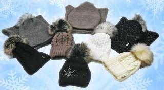 Zľava 53%: Privítajte pani zimu štýlovo! Zimná čiapka vás nielen zahreje, ale aj dodá potrebný šmrnc. Na výber rôzne varianty i sety so šálom.