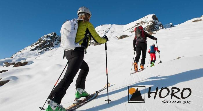 Fotka zľavy: Užite si adrenalín a vychutnajte si pocit slobody, ktorý skialpinizmus ponúka. Čaká vás jednodňový kurz skialpinizmu pod vedením skúseného inštruktora.
