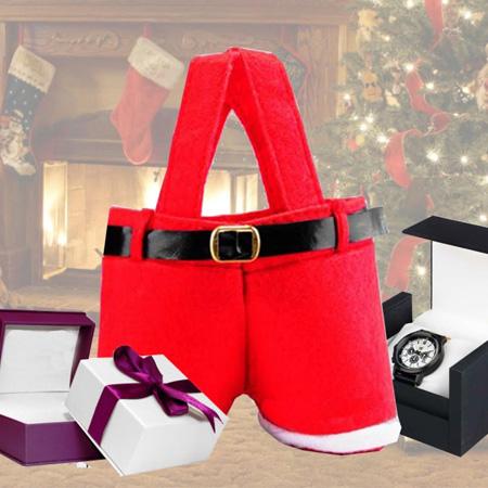 Vianočný balíček na darčeky - veľkosť S
