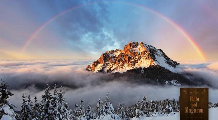 Fotka zľavy: Užite si zimu ako sa patrí. Zázrivá ponúka bohaté možnosti na lyžovačku - vychutnajte si pohodu pre celú rodinu v Chate pod Magurou s polpenziou. Dostupné i termíny počas jarných prázdnin.