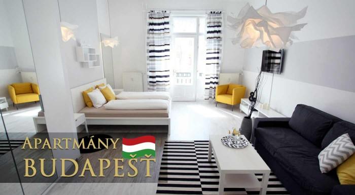 Fotka zľavy: Vychutnajte si ubytovanie v srdci Budapešti v komfortných zrenovovaných apartmánoch pre 2 osoby. Najvýznamnejšie historické pamiatky v pešej dostupnosti alebo pár minút MHD.