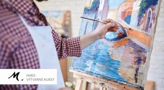 Zľava 31%: Dajte kreativite zelenú na výtvarných kreatívnych kurzoch a workshopoch pod vedením skúsených lektorov v Bratislave. Vybrať si môžete z bohatej ponuky rôznych zameraní.