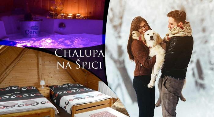 Fotka zľavy: Jesenné prechádzky a súkromné wellness - užite si pohodové chvíle v Chalupe na Špici v dedinke Oudoleň v krásnej prírode Českomoravskej vrchoviny. V cene je privátna sauna aj vírívka.