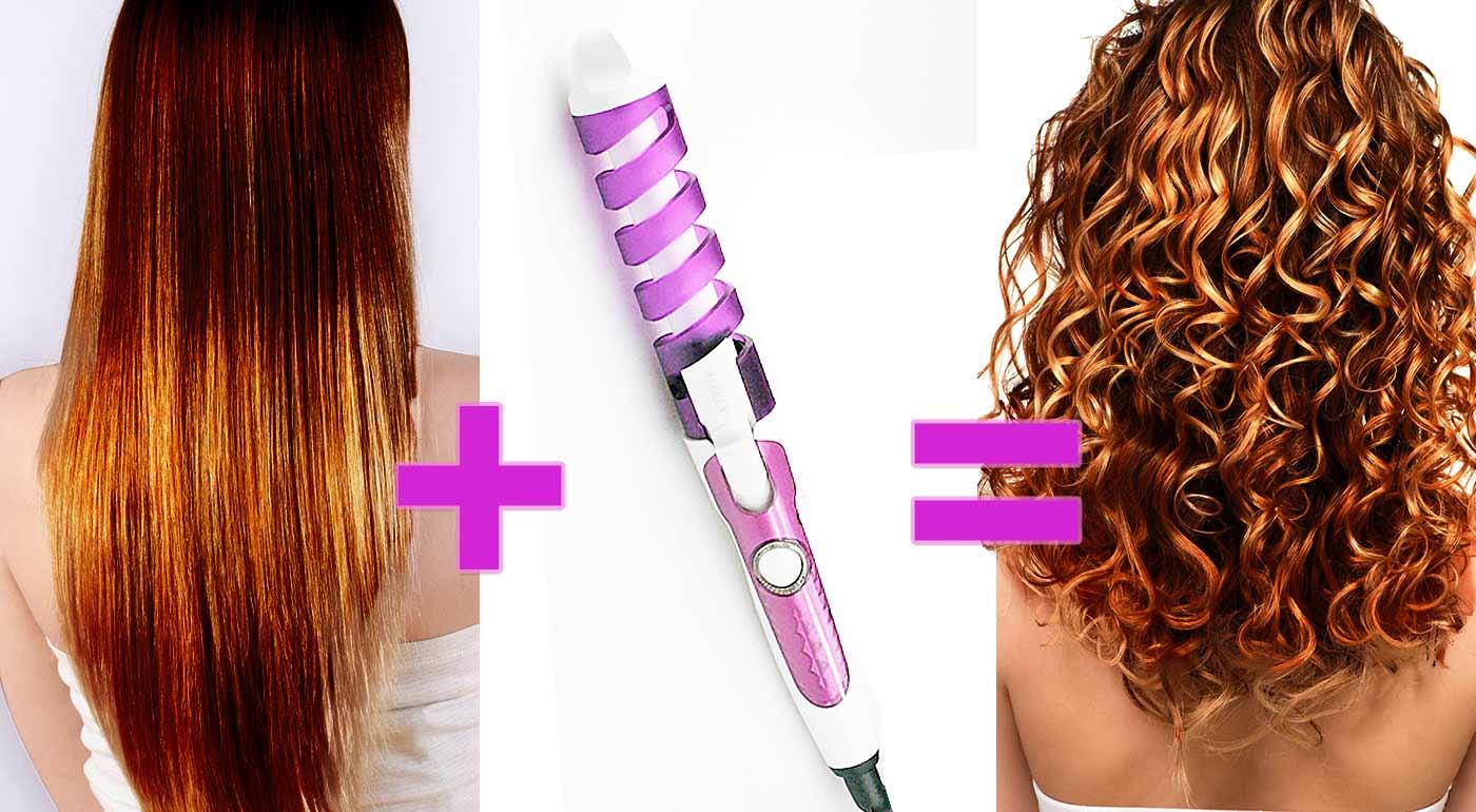 Profesionálna vlasová kulma Magic Spiral - dokonalé účesy rýchlo a jednoducho!