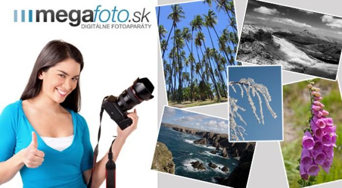 Kvalitná tlač formátu A3 len za 1,99€! Nechajte si zvečniť čokoľvek z vášho fotoarchívu, megafoto.sk vám vytlačí kvalitnú fotografiu za bezkonkurenčnú cenu!