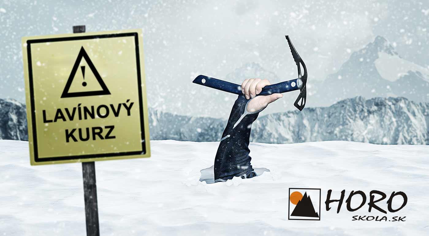 1-dňový kurz lavíny - naučte sa pohybovať po zasnežených pláňach či zvládať nečakané situácie v horách