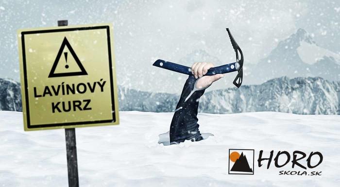 Fotka zľavy: Zoznamovací kurz s lavínami