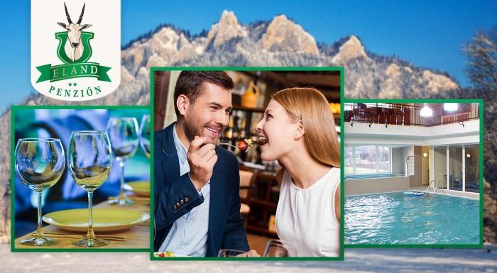 Fotka zľavy: Poďte si oddýchnuť do Pienin a prežite perfektné 3 alebo 4 dni v znamení wellness, aktívneho oddychu či výborného jedla v rámci polpenzie alebo All inclusive. Navštívte útulný hotel***+ ELAND.