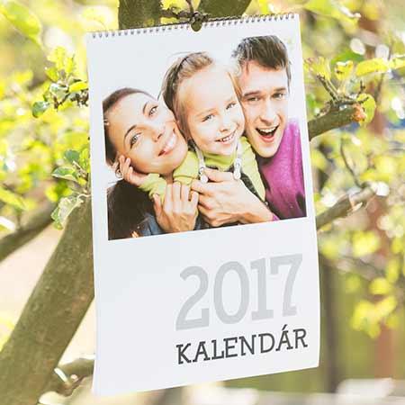 Kalendár A4 (13 listov vrátane obálky)