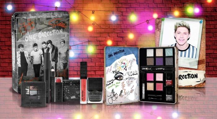 Fotka zľavy: Dekoratívna kozmetika One Direction - skvelý tip na darček pre všetky násťročné!