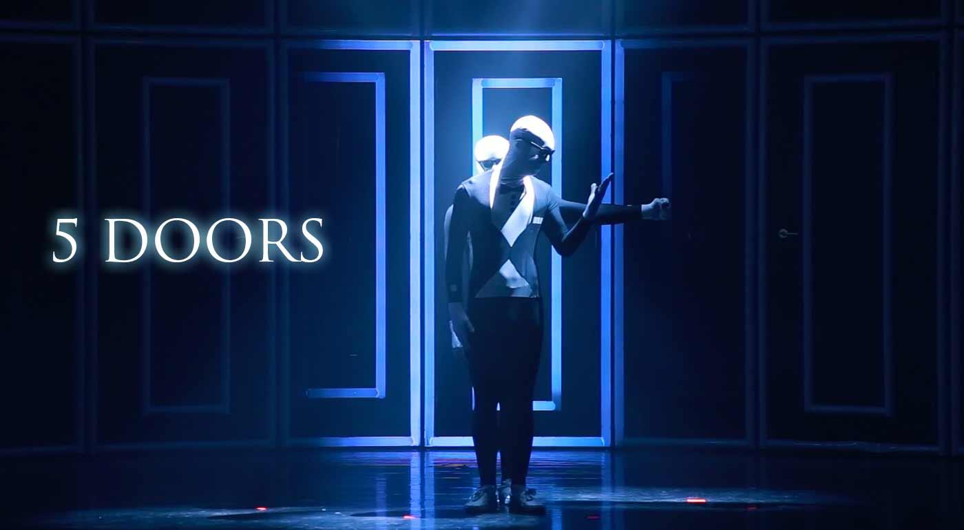 5 Doors - dychberúca show plná tanca a svetelných efektov v 11 mestách Slovenska