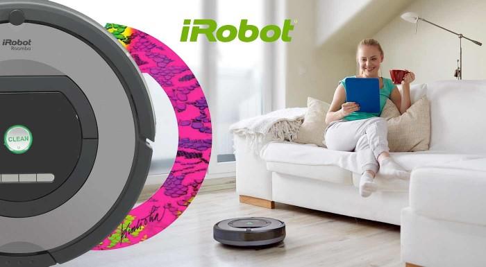 Fotka zľavy: Robotický vysávač iRobot Roomba® 774 Kimlička
