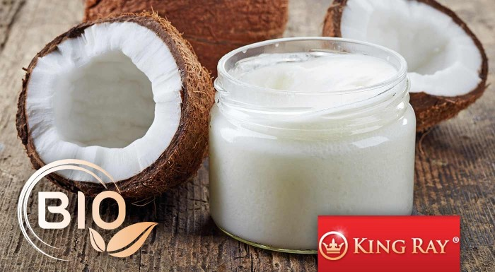 Fotka zľavy: BIO panenský kokosový olej Kingray