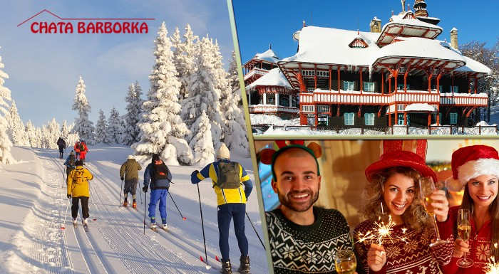 Fotka zľavy: Chata Barborka na Morave blízko slovenských hraníc