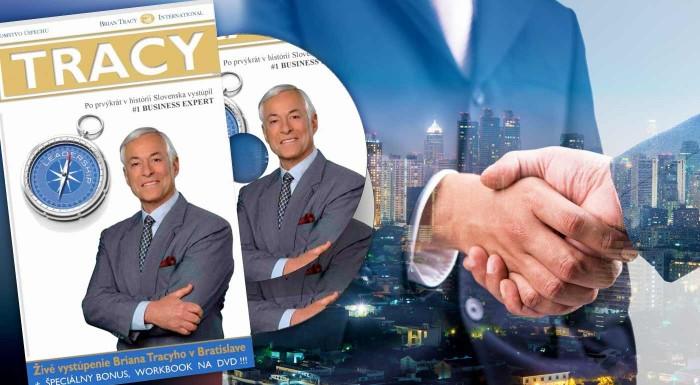 Fotka zľavy: Motivačné DVD od Briana Tracyho