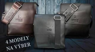 Zľava 38%: Elegantné pánske tašky Legio VI Victrix alebo Eagle od Kangaroo Kingdom. Praktické rozmery a štýlový dizajn s ktorým môžete vykročiť do sveta s istotou šarmantného džentlmena.