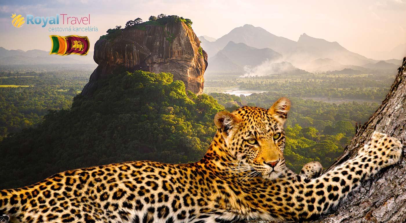 Zlatý okruh exotickou Srí Lankou - 11 dní v objatí zázračného ostrova v Indickom oceáne s polpenziou a leteckou dopravou z Bratislavy