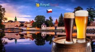 Zľava 37%: Urobte si poznávací víkend v Česku. Nechajte sa uchvátiť krásou zámku Hluboká, tradíciou v českobudějovickom pivovare a výlet zakončíte v naozjastnom klenote českých miest - Českom Krumlove.