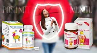 Zľava 30%: Posilnite svoju obranyschopnosť kozím kolostrom alebo výživovým doplnkom pre celú rodinu Kinderlmmun Dr. Wolz. Chráňte si zdravie a zlepšite svoju celkovú vitalitu.