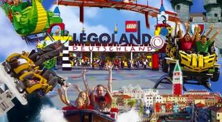 Zľava 36%: Urobte si výlet do nemeckého Legolandu. Vy a vaše deti budete mať zážitok na celý život! Na jednom mieste uvidíte legové Benátky, Amsterdam či džungľu plnú dinosaurov.