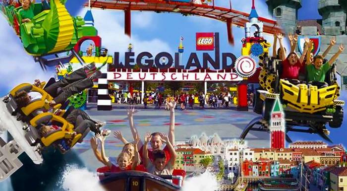 Fotka zľavy: Urobte si výlet do nemeckého Legolandu. Vy a vaše deti budete mať zážitok na celý život! Na jednom mieste uvidíte legové Benátky, Amsterdam či džungľu plnú dinosaurov.