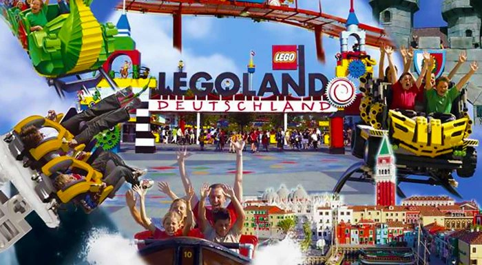 Fotka zľavy: Zájazd do nemeckého Legolandu
