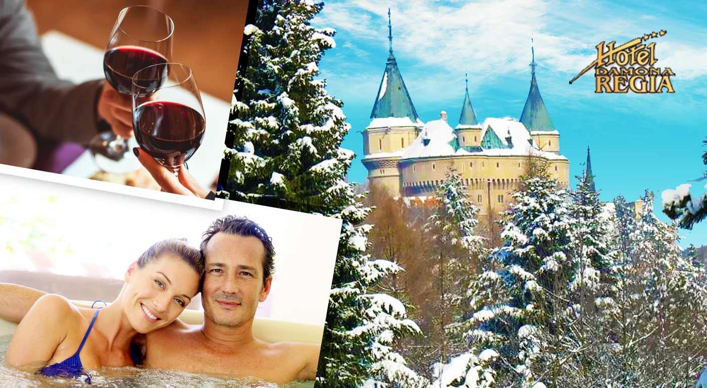 Fotka zľavy: Pobyt pre dvojicu v Hoteli Regia*** v nádhernom kúpeľnom meste Bojnice