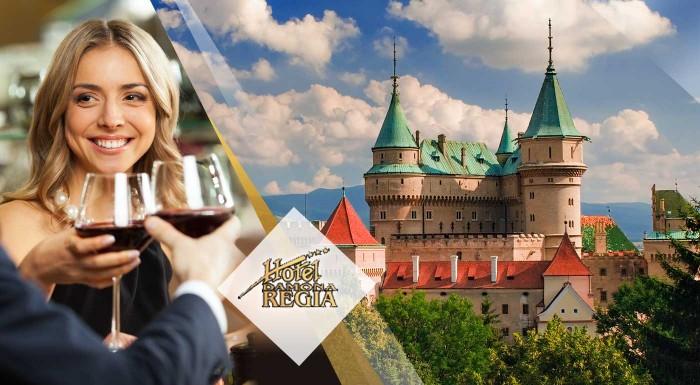 Fotka zľavy: Hotel Regia*** v Bojniciach - relax pre 2 osoby na 3 dni. ZOO, zámok či kúpele doslova na dotyk a k tomu polpenzia, wellness, fitness i zľava na masáže!