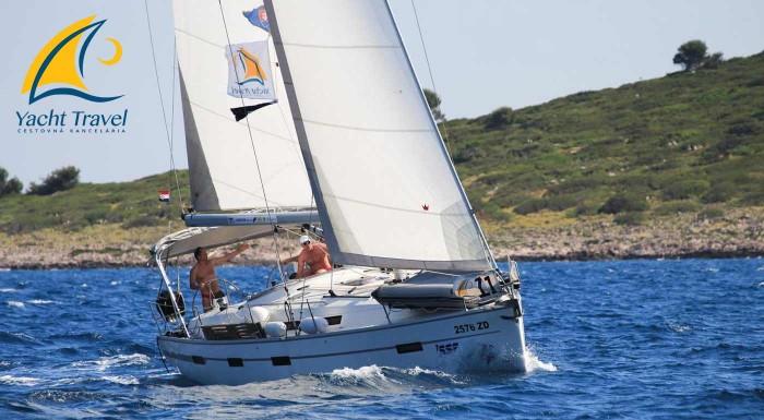 Fotka zľavy: Získajte váš vlastný vodičák na jachtu! Zúčastnite sa 3-dňového kapitánskeho kurzu od Yacht Travel už od 213 € a staňte sa vodcom malého plavidla alebo veliteľom námorného rekreačného plavidla!