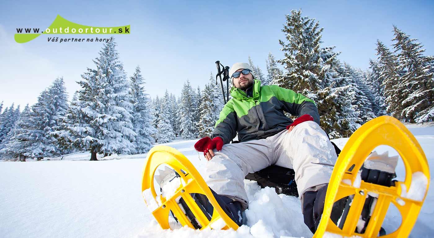 Snežnicová túra v rakúskych Alpách