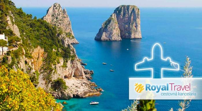 Fotka zľavy: Nechajte sa uniesť iskrivou stredomorskou atmosférou na Sicílii. Čaká na vás starobylé mesto Erice, metropoly Palermo a Trapani či katedrála v Monreale a ďalšie zaujímavosti tohto ostrova.