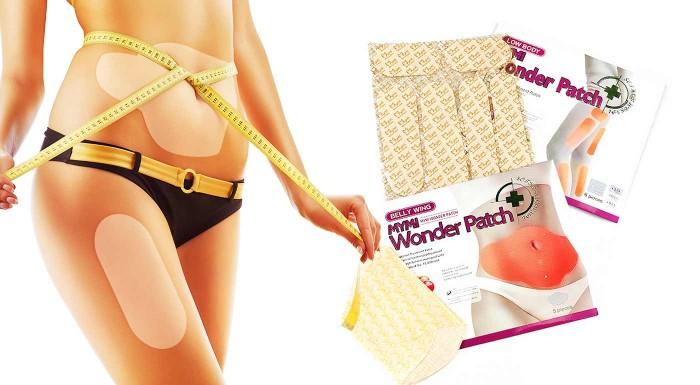 Fotka zľavy: Náplasti na chudnutie Wonder Patch