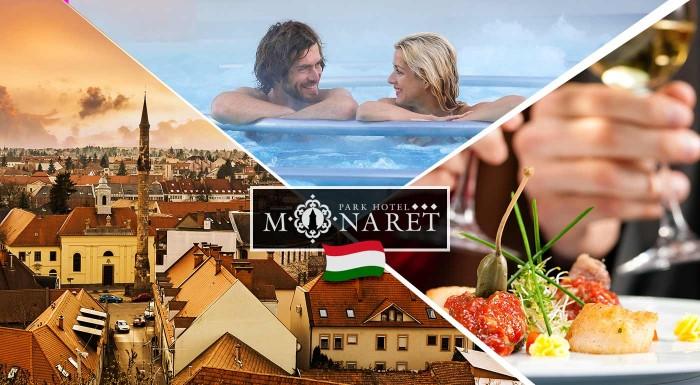 Fotka zľavy: Poďte sa zrelaxovať počas studených dní do maďarského historického mesta Eger. Ubytujte sa v Hoteli Minaret***, túlajte sa históriou mesta a využite tiež vstup do termálnych kúpeľov.