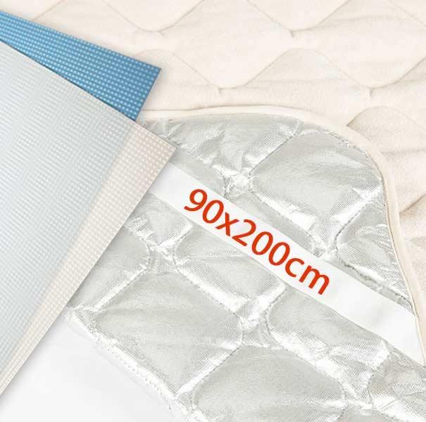 Vyhrievacia podložka na matrac (90 x 200 cm) s darčekom